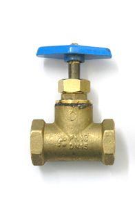 клапан запорный муфтовый 25 мм